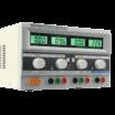 McPower Digi 302-05 - Laboratóriumi tápegység 2 x 0 - 30 V / 0 - 5 A, 1x 5 V / 3 A