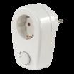 Feszültségszabályozó (dimmer) 20-300 W, McPower DS-300