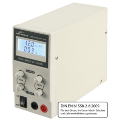 McPower LBN-305 - Digitális labortápegység, 0 - 30 V / 0 - 5 A