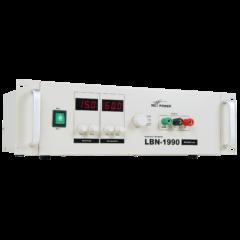 McPower LBN-1990 - Többfunkciós Laboratóriumi tápegység 0 - 15/30/60 V / 0 - 60/30/15 A