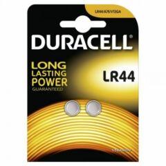 Duracell LR44 gombelem - 2 db