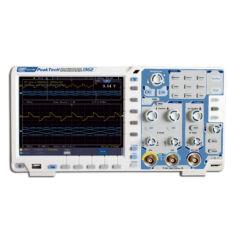 Peaktech 1362 - Digitális tárolós oszcilloszkóp, 200 MHz, 2 GSa/s