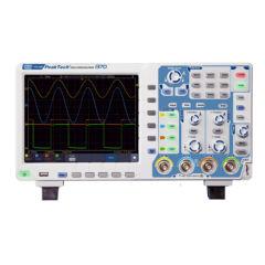 Peaktech 1370 - Digitális tárolós oszcilloszkóp, 60 MHz, 1 GSa/s