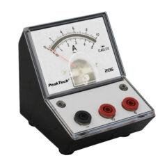 Peaktech 205-10 - Analóg árammérő, 0 ... 5 / 10 A AC