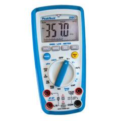 Peaktech 2180 - LCR mérő multiméter
