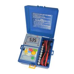 Peaktech 2670 - Digitális szigetelési ellenállásmérő, 1000 V, 2000 MΩ