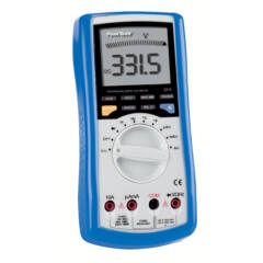 Peaktech 3315 - Digitális multiméter, USB