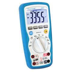 Peaktech 3355 - Digitális multiméter, IP67