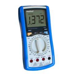 Peaktech 3725 - LCR mérő multiméter