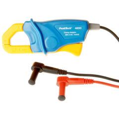 Peaktech 4200 - Lakatfogó adapter multiméterekhez, 200 A AC