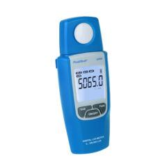 Peaktech 5065 - Digitális fénymérő műszer, 5 ½ digit