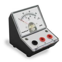 Peaktech 205-12 - Analóg feszültségmérő, 0 ... 30 / 60 V AC
