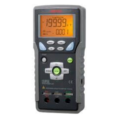Sanwa LCR700 - Nagyteljesítményű LCR-mérő