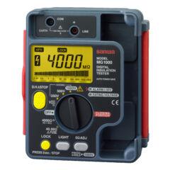 Sanwa MG1000 - Szigetelési ellenállásmérő
