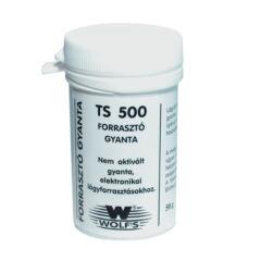 Forrasztó gyanta - 50 g