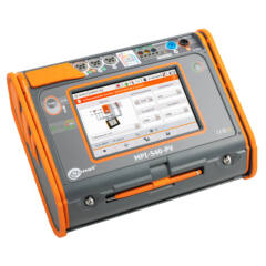 Sonel MPI-540-PV, Multifunkciós érintésvédelmi műszer - napelemes rendszerekhez is