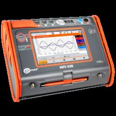 Sonel MPI-540, Multifunkciós érintésvédelmi műszer árammérő lakatfogókkal
