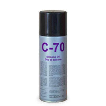 Szilikonolaj spray, 200 ml
