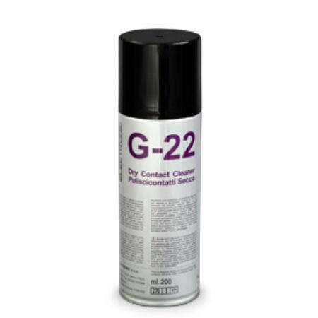Száraz kontaktustisztító spray, 200 ml