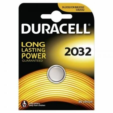 Duracell CR2032 gombelem