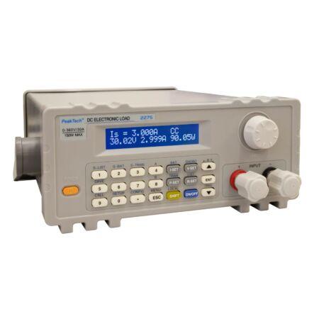 Peaktech 2275 - 150W DC műterhelés, USB-vel