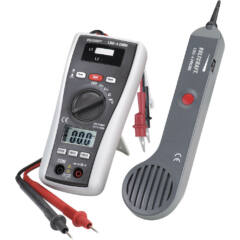 Hanggenerátoros vezetékkereső multiméter, Voltcraft LSG-4