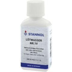 Folyasztószer, 50 ml, Stannol Nr. 1V