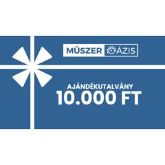 10.000 Ft értékű Műszeroázis.hu ajándékutalvány