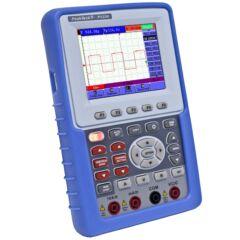 Peaktech 1220 - Kézi oszcilloszkóp multiméter funkcióval, 20 MHz, 100 MSa/s