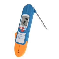 Peaktech 4970 - 3 az 1-ben hőmérő