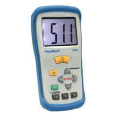 Peaktech 5110 - Digitális hőmérő, 1 CH