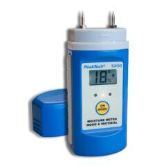 Peaktech 5200 - Fa- és építőanyag nedvesség mérő