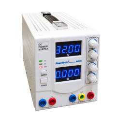 Peaktech 6205 - Digitális labortápegység, 0 - 30 V / 0 - 5 A DC