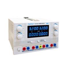 Peaktech 6210 - Digitális labortápegység, 0 - 30 V / 0 - 5 A DC