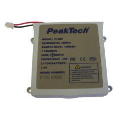 Peaktech AKKU5 - Lítium-polimer akkumulátor 3,5 Ah