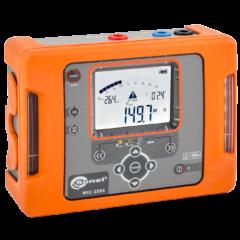 Sonel MIC-2501 - Szigetelési ellenállásmérő 1 TΩ-ig