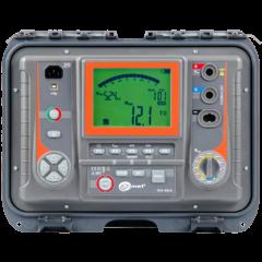 Sonel MIC-5010 - Szigetelési ellenállásmérő 15 TΩ-ig