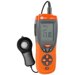 Sonel LXP-2 - Digitális fénymérő műszer