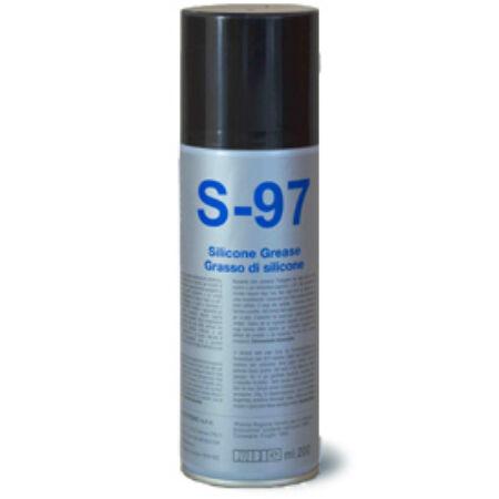 Szilikonzsír spray, 200 ml