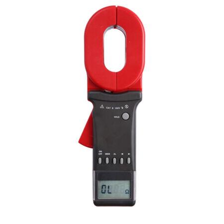 HoldPeak 7000A - Földelési ellenállásmérő lakatfogó, 0.01-1000Ω